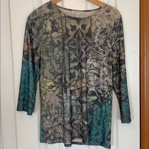 Coldwater Creek top size L